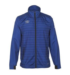 UMBRO Sublime Trn Jacket jr Blå 152 Sublimert teknisk treningsjakke