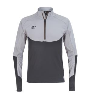 UMBRO Elite Training Half Zip Grå XL Teknisk treningstopp